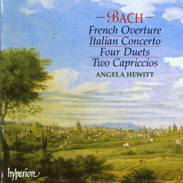 Bach:Italian Concerto&French Overture