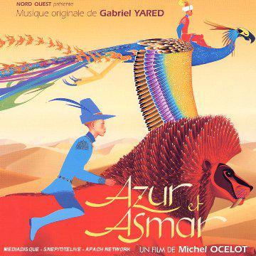 La chanson d'Azur et Asmar