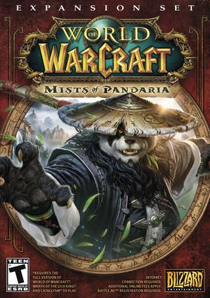 魔兽世界:熊猫人之谜 World of Warcraft: Mists of Pandaria