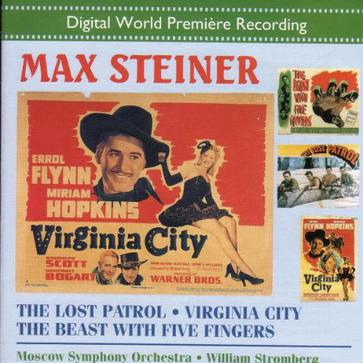 The Lost Patrol / Virginia City / The Beast with Five Fingers