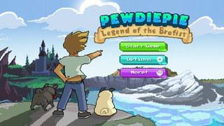PewDiePie:兄弟拳传奇 PewDiePie: Legend of the Brofist