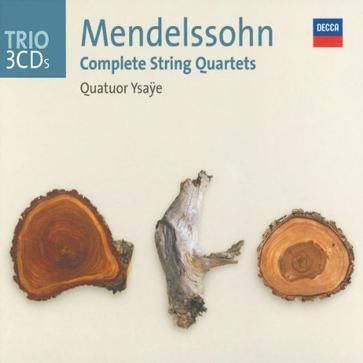 Felix Mendelssohn: Complete String Quartets