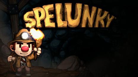 洞穴探险 Spelunky