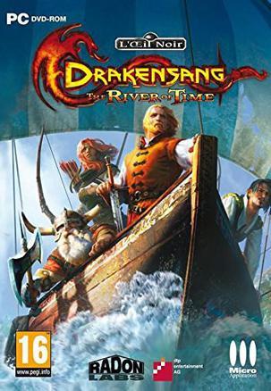 龙歌:时间之河 Drakensang: The River of Time
