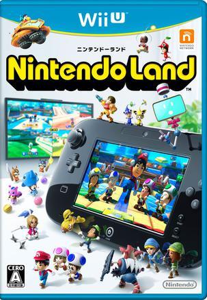 任天堂大陆 Nintendo Land