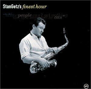 Stan Getz's Finest Hour