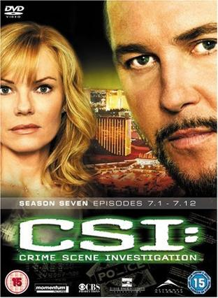 犯罪现场调查 第七季 CSI: Crime Scene Investigation Season 7