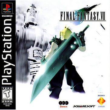 最终幻想7 Final Fantasy VII