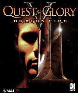 英雄传奇5:火龙试炼 Quest for Glory V: Dragon Fire