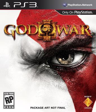 战神3 God of War III
