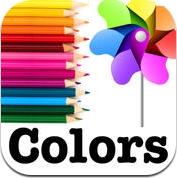 自闭症颜色辨识教学 (Autism Colors) (iPhone / iPad)