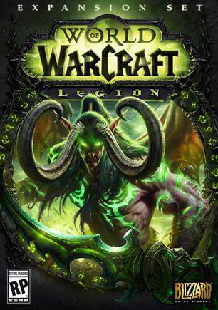 魔兽世界:军团再临  World of Warcraft: Legion