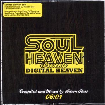 Soul Heaven Presents Digital Heaven