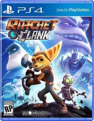 瑞奇与叮当 Ratchet and Clank