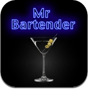 Mr Bartender - Mixed Drink, Bartending & Cocktail Recipes (iPhone / iPad)