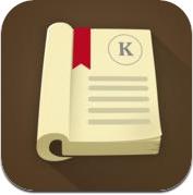 开卷有益-最美小说.阅读.看书.懒人听书必备追书神器 (iPhone / iPad)