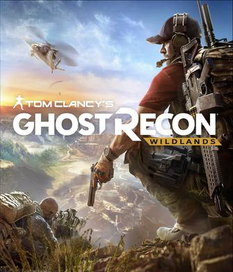 幽灵行动:荒野 Tom Clancy's Ghost Recon Wildlands