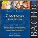 Bach: Cantatas, BWV 182-184