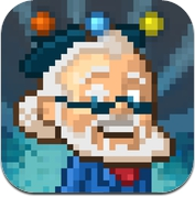 The Sandbox - Craft a Pixel World - Fun Free 8bit Universe Builder Game (iPhone / iPad)