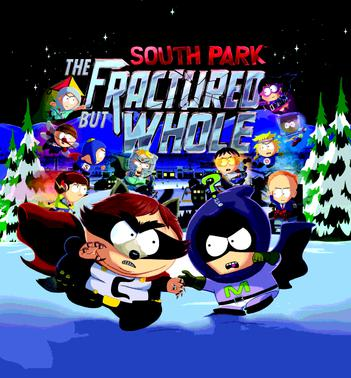 南方公园:完整破碎 South Park: The Fractured But Whole