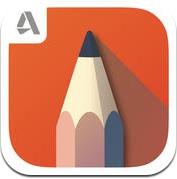 Autodesk SketchBook (iPhone / iPad)