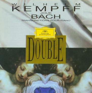 Wilhelm Kempff - Bach & Gluck Piano Transcriptions