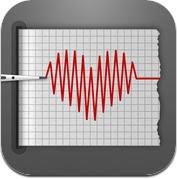 心电图仪 (Cardiograph):使用iPhone和iPad摄相头测量心率脉冲 - 对您的朋友和家人的有氧健身进行追踪。 (iPhone / iPad)