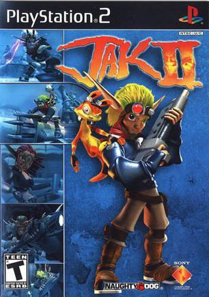 杰克2 Jak 2