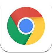 Chrome - 由Google开发的网络浏览器 (iPhone / iPad)