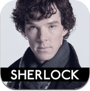 Sherlock: The Network. 官方软件 (iPhone / iPad)