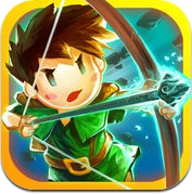 Little Raiders: Robin's Revenge (iPhone / iPad)