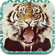 Animal Face - ig,照片 (iPhone / iPad)