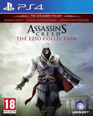 刺客信条:艾吉奥合集 Assassin's Creed: The Ezio Collection
