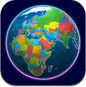 Earth 3D - Amazing Atlas (iPad)