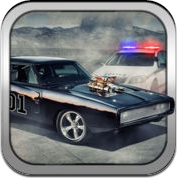 Top Speed Muscle Cars Race of Hazard Hill - Police Chase Racing (iPhone / iPad)
