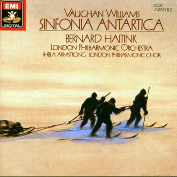 Vaughan Williams: Symphony No. 7- Sinfonia Antartica