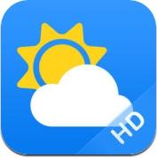 天气通HD (iPad)