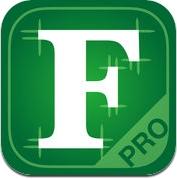 字体汇专业版 - 设计师和开发者的必备工具 (iPhone / iPad)
