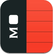 Timepage  – Moleskine日历 (iPhone / iPad)