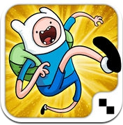 Adventure Time: Super Jumping Finn (iPhone / iPad)