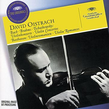 Oistrach Plays Concertos