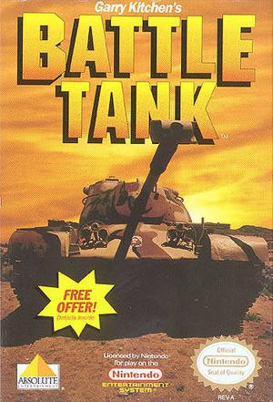 战斗坦克 Garry Kitchen's Battle Tank