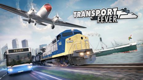狂热运输 Transport Fever