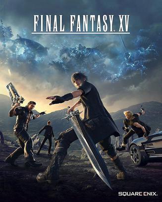 最终幻想15 Final Fantasy XV