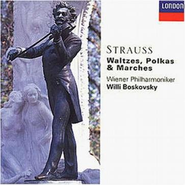 Strauss Family: Marches, Polkas and Waltzes
