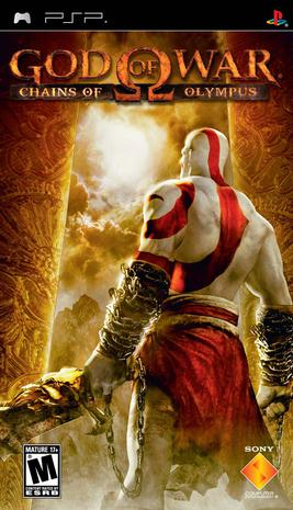 战神:奥林匹斯之链 God of War: Chains of Olympus