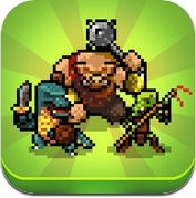 Knights of Pen & Paper (iPhone / iPad)