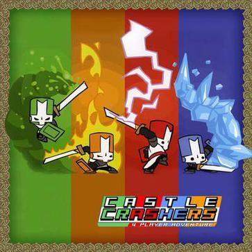 城堡破坏者 Castle Crashers