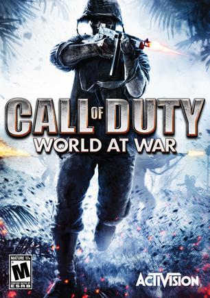 使命召唤:战争世界 Call of Duty: World at War