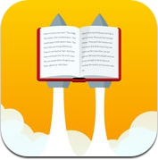 Acceleread Speed Reading Trainer (iPhone / iPad)